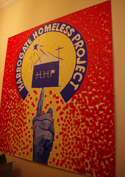 Art-based opportunities available at The Harrogate Homeless Project