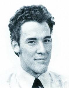 Geoff Binks 1956