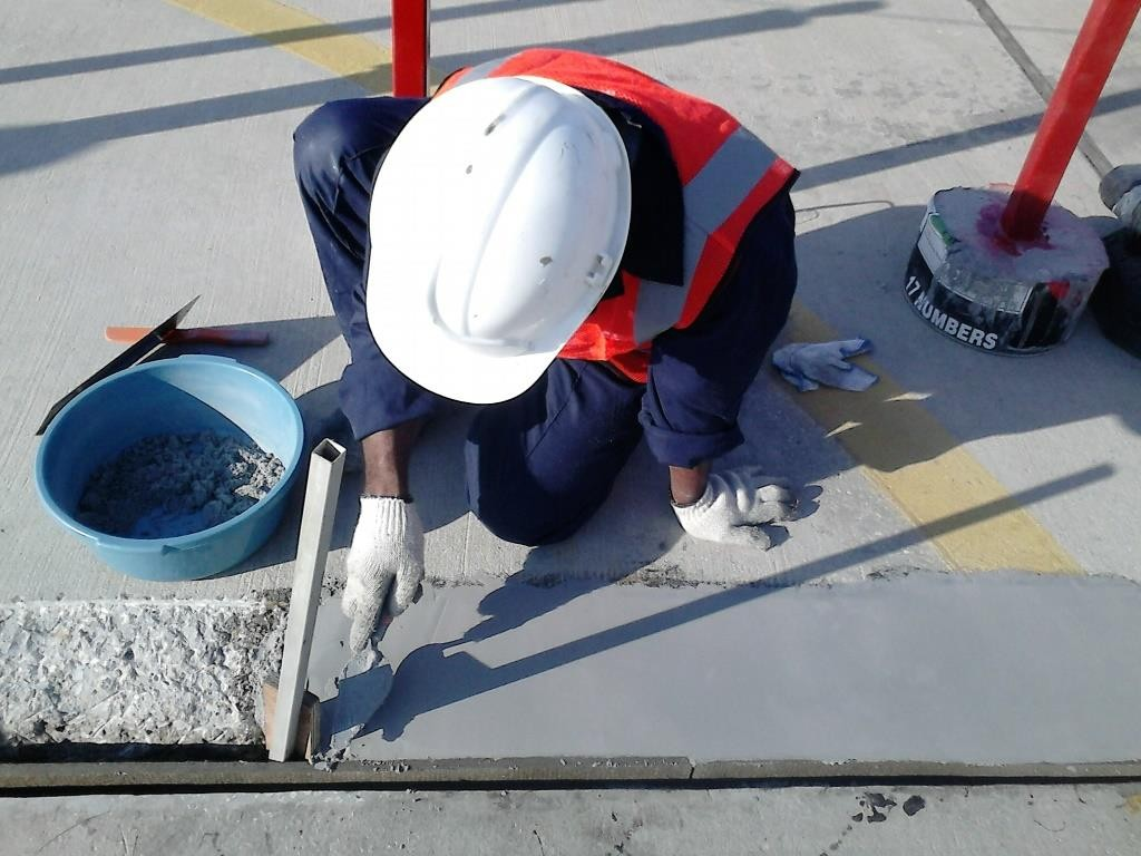 Saudi Arabia Application Image - Concrete Repair