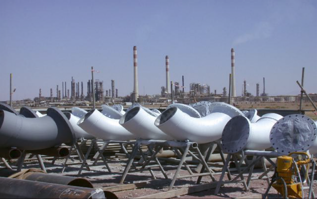 Belzona applications are present throughout the Oil and Gas industry in Saudi Arabia