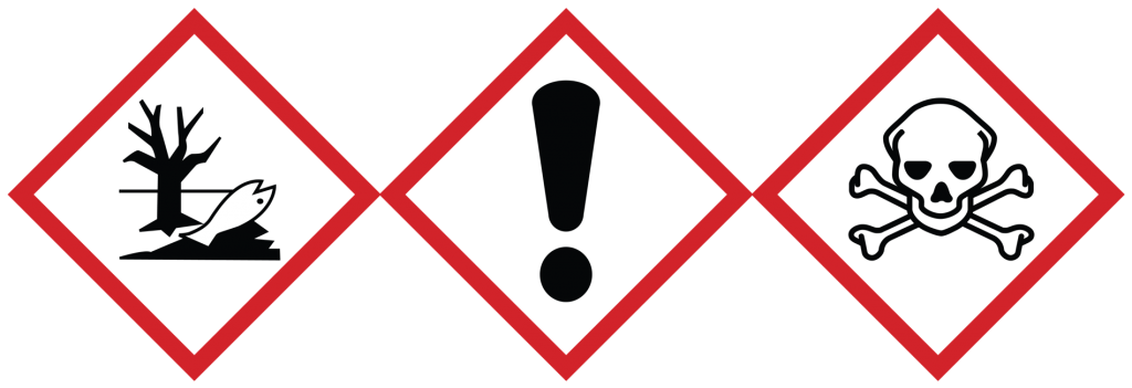 Improved hazard labelling indicates what is harmful, toxic and damaging to the environment