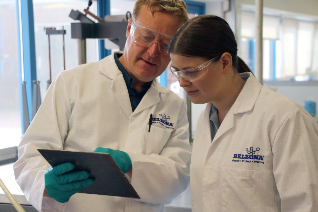 Belzona are proactive in eliminating hazardous substances from their materials