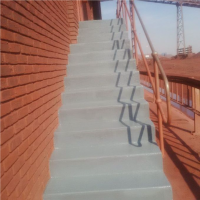 Staircase coated with Belzona 5231 (SG Laminate)