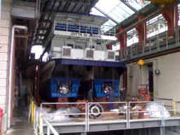 View of the high speed ferry - Marine Maintenance