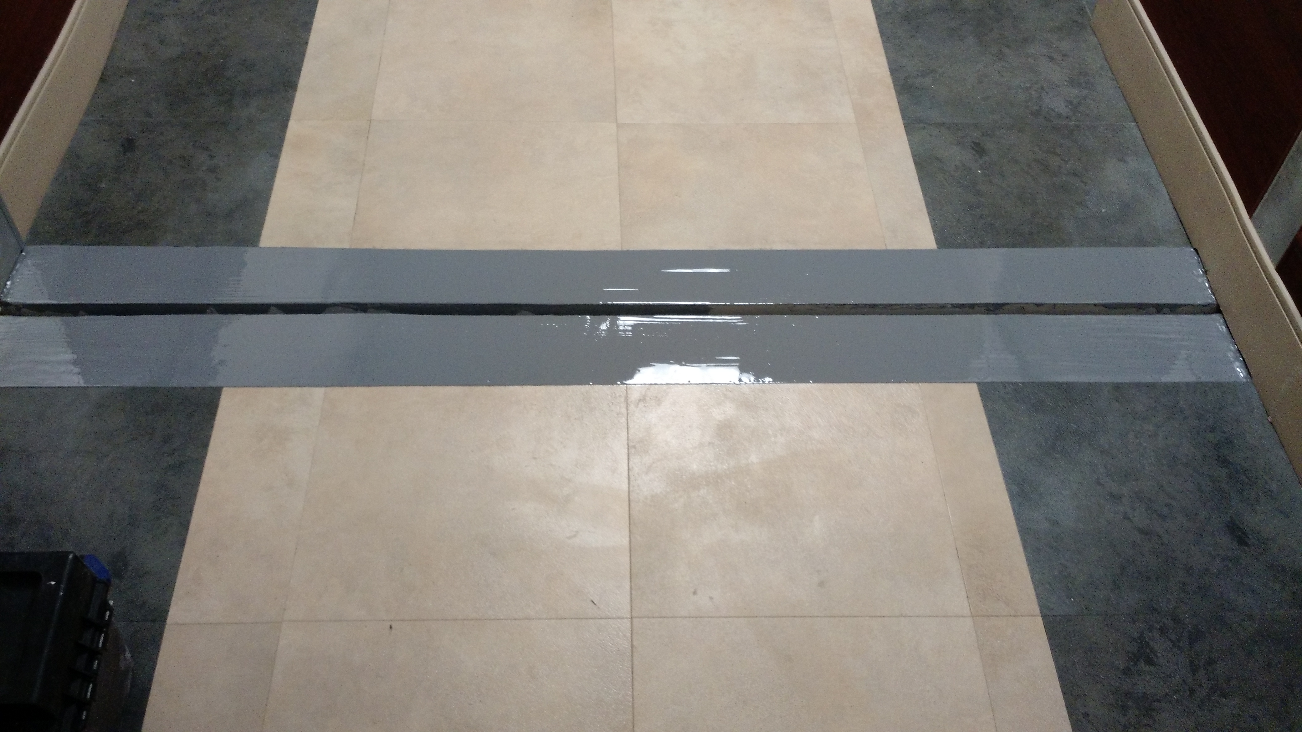 """""""Smooth Ride"""" Expansion Joint Installation at a Hospital"""